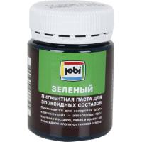Пигментная паста Jobi для эпоксидных составов 40 мл цвет зеленый