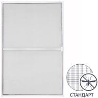 Москитная створка к окну 120х210 см белый