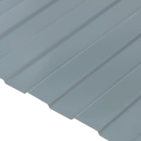 Профнастил С8 0.35 мм 1.2х2 м серый