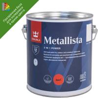 Краска для компьютерной колеровки по ржавчине Metallista прозрачная база С 2.3 л