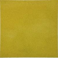 Плитка резиновая 500х500х30 мм жёлтый