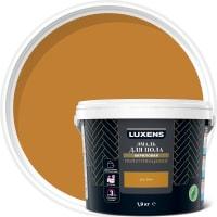 Эмаль для пола Luxens 1.9 кг цвет дуб