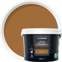 Эмаль для пола Luxens 1.9 кг цвет орех