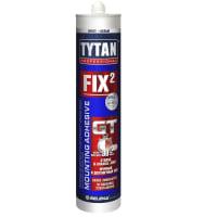 Клей монтажный Tytan Fix GT 290 мл, цвет белый