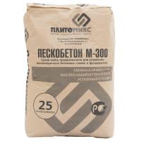 Пескобетон М-300 25 кг