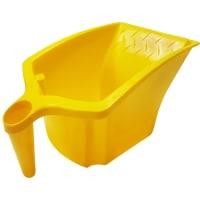 Ванночка для краски с ручкой цвет желтый 2 л