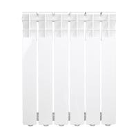 Радиатор Monlan RU B 500/80, 6 секций, алюминий