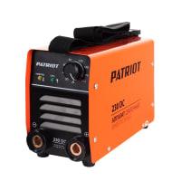 Дуговой сварочный инвертор Patriot 230DC MMA 605302520