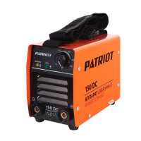 Дуговой сварочный инвертор Patriot 150DC MMA 605302514