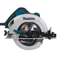 Пила дисковая Makita HS7601K 1200Вт, 5200 об/мин, ф190/30мм, 90/45град-66/46 мм, 2.5 м, 4 кг кейс