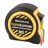 Рулетка Hanskonner HK2010-03-8-25