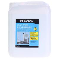 Грунт для сухих и влажных помещений Axton, 5 л