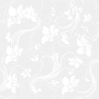 Декоративная плита для потолка МартинПласт Шелк Вьюнок перламутр 50х50 см