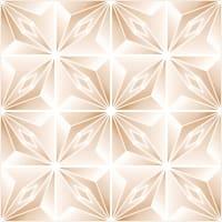 Декоративная плита для потолка МартинПласт Шелк Оригами кофе 50х50 см