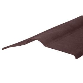 Конёк Ондулин коричневый