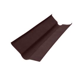 Ендова Ондулин коричневый