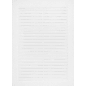 Решетка вентиляционная Вентс МВ 125 -1с, 170x238-1 мм, цвет белый