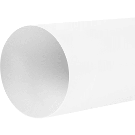 Канал круглый Equation, 125x1000 мм