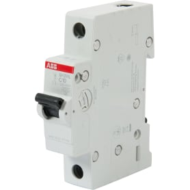 Выключатель автоматический ABB 1 полюс 10 А
