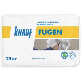 Шпаклёвка гипсовая для заделки швов ГКЛ Knauf Фуген 25 кг
