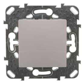 Выключатель Schneider Electric Unica, 1 клавиша, цвет белый