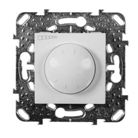 Диммер Schneider Electric Unica 40-400 Вт цвет белый