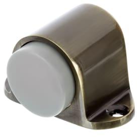 Стопор дверной Palladium 02, ЦАМ, цвет антик бронза