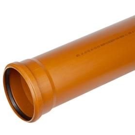Труба канализационная наружная SN4 160х2000 мм