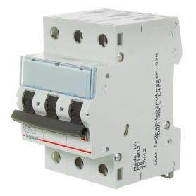 Выключатель автоматический Legrand 3 полюса 25 А