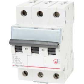 Выключатель автоматический Legrand 3 полюса 32 А