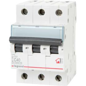 Выключатель автоматический Legrand 3 полюса 40 А