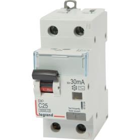Автомат дифференциальный Legrand 1 полюс ноль 25 А