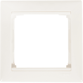 Рамка Legrand Valena, 1 пост, цвет белый