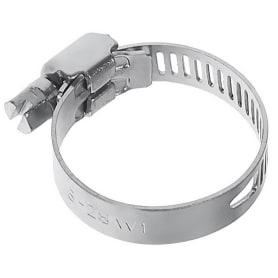 Хомут стальной «Бабочка» 8-19 мм, 2 шт.