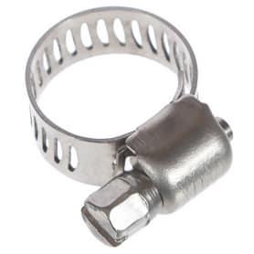 Хомуты для шланга BOUTTE  Inox 12 мм, 2 шт.