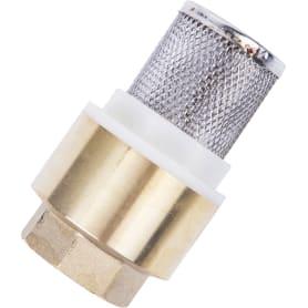 Клапан обратного действия с фильтром 3/4 дюйма
