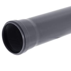 Труба канализационная ГОСТ Ø 110x2.7 мм L 2м полипропилен