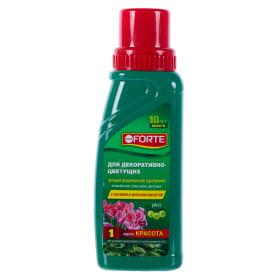 Удобрение «Bona Forte» для декоративно-цветущих растений 0.285 л