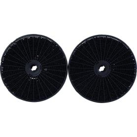 Фильтр угольный ELIKOR Ф-02 для вытяжек 2М с производительностью 650 м3/ч. и выдвижным блоком, 2 шт.