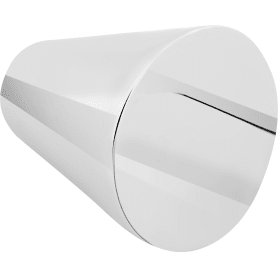Ручка-кнопка Boyard RC012CP металл цвет хром