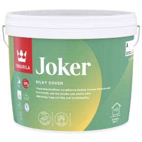 Краска экологичная Tikkurila Joker цвет белый 2.7 л