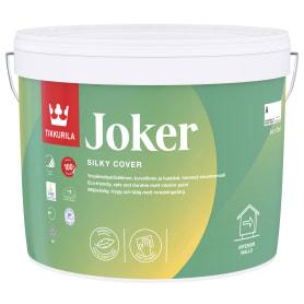 Краска экологичная Tikkurila Joker цвет белый 9 л