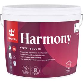 Краска интерьерная Tikkurila Harmony цвет белый 2.7 л