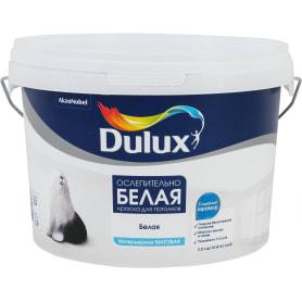 Интерьерная краска Dulux Ослепительно Белая 2.5 л