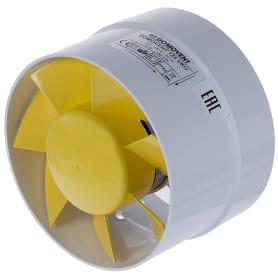 Вентилятор канальный Домовент 125 ВКО D125 мм 16 Вт