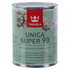Лак глянцевый Tikkurila Unica Super ЕР 0.9 л