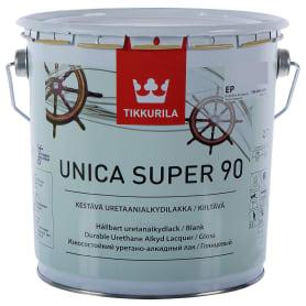 Лак глянцевый Tikkurila Unica Super ЕР 2.7 л