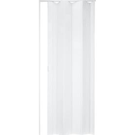 Дверь ПВХ Стиль 84x205 см, цвет белый глянец