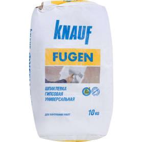 Шпаклёвка гипсовая для заделки швов ГКЛ Knauf Фуген 10 кг