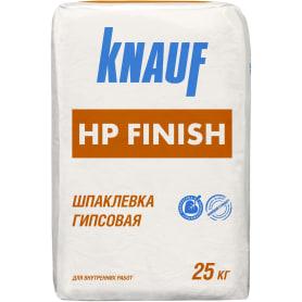 Шпаклёвка гипсовая финишная Knauf ХП Финиш 25 кг